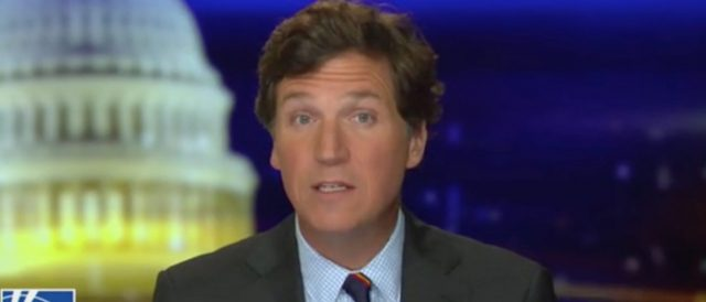 'we-all-saw-it-happen':-tucker-carlson-accuses-media,-big-tech-of-colluding-with-democrats