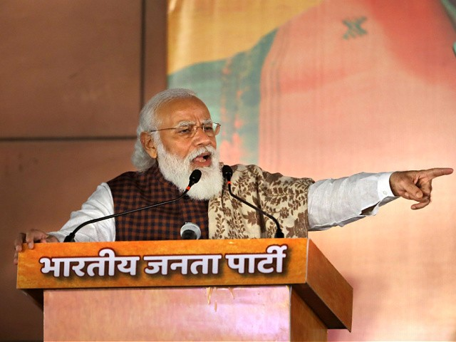 indian-prime-minister-modi-urges-citizens-to-take-'india-first'-pledge