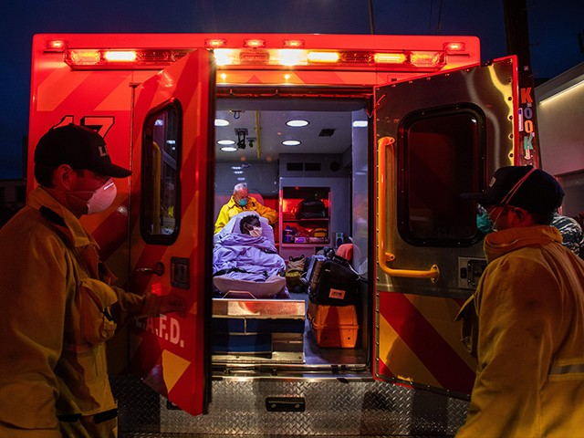reports:-los-angeles-hospitals-at-capacity,-turning-away-ambulances,-planning-for-rationed-care-as-covid-death-toll-mounts