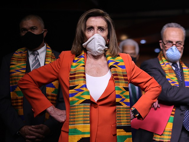 weakened-nancy-pelosi-wins-another-term-as-speaker-with-less-than-a-majority-in-house