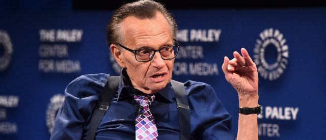 report:-larry-king-moves-out-of-icu,-remains-hospitalized-with-coronavirus
