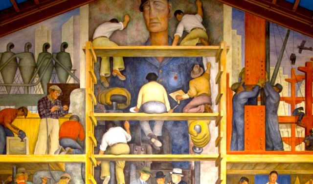the-cash-strapped-san-francisco-art-institute-may-sell-a-beloved-diego-rivera-mural-to-george-lucas-to-shore-up-its-finances