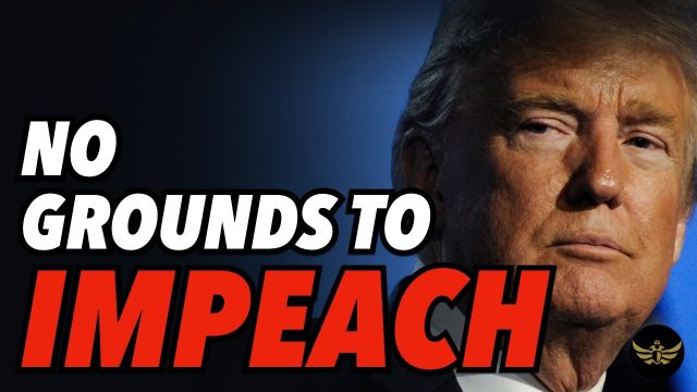 no-grounds-to-impeach-trump