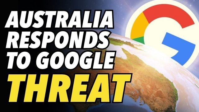"australia-says-""inevitable,""-google-&-facebook-will-pay-for-news"