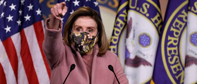 pelosi-encourages-democrats-to-'take-advantage'-of-three-week-anniversary-of-capitol-riot-by-'writing-their-story'-in-letter