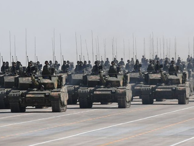 chinese-defense-ministry-to-taiwan:-'independence-means-war'