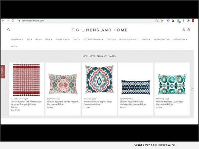 news:-fig-linens-and-home-updates-website-to-better-serve-houseware-and-home-design-shoppers-|-citizenwire