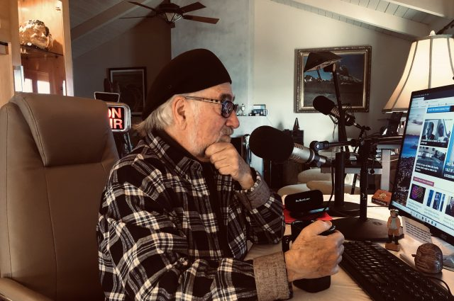 the-savage-nation-podcast-february-1:-coffee-and-news-of-the-day-+-interview-with-hollywood-legend-steven-paul