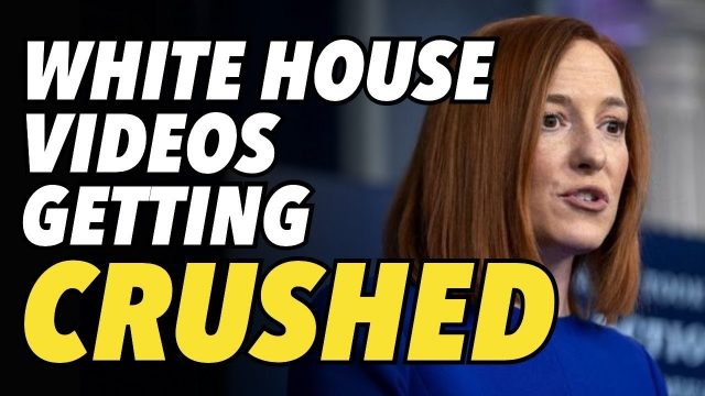 biden-white-house,-record-high-dislikes-on-yt-videos.-all-comments-now-disabled