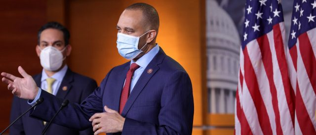 accepting-gop's-covid-relief-proposal-would-be-'unconditional-surrender,'-rep.-hakeem-jeffries-says