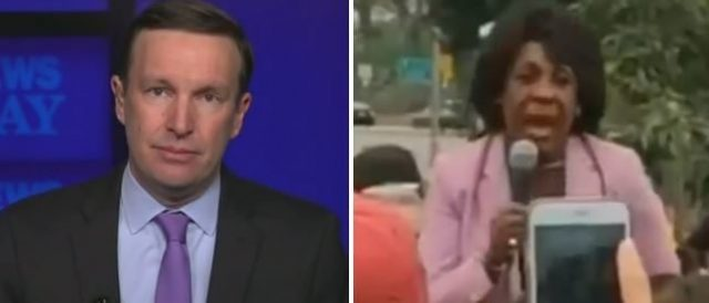 sen.-chris-murphy:-'no-comparison'-between-comments-made-by-maxine-waters,-other-democrats-and-trump
