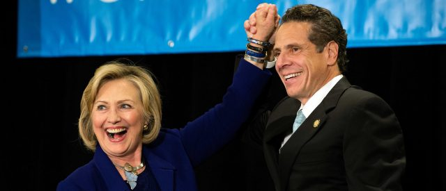 'new-yorkers-deserve-answers':-hillary-clinton-addresses-cuomo-sexual-harassment-claims