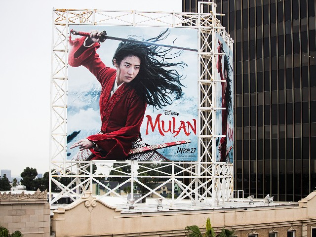 poll:-84-percent-of-americans-oppose-disney-filming-'mulan'-in-chinese-region-with-uyghur-concentration-camps
