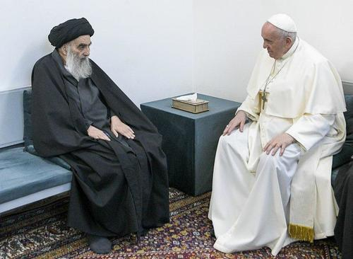 pope-pleads-for-peace-in-historic-meeting-with-powerful-shiite-cleric-in-iraq
