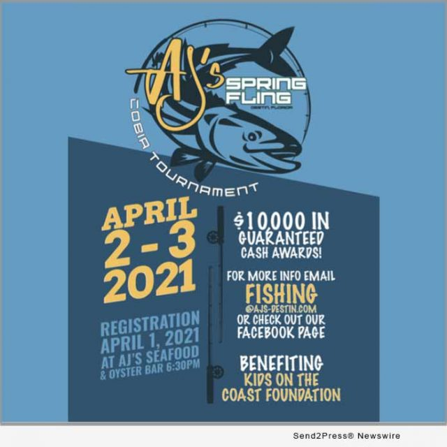 news:-aj's-seafood-and-oyster-bar-announces-its-spring-fling-cobia-tournament-dates-|-citizenwire