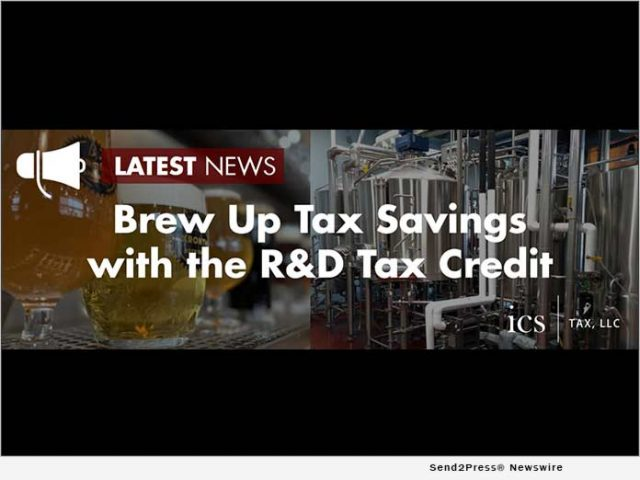news:-brew-up-tax-savings-with-the-r&d-tax-credit-|-citizenwire