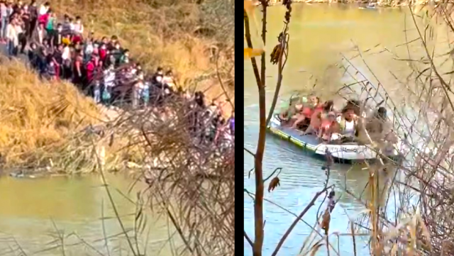 watch-–-illegals-line-up-5-abreast-to-cross-the-rio-grande-into-the-us.