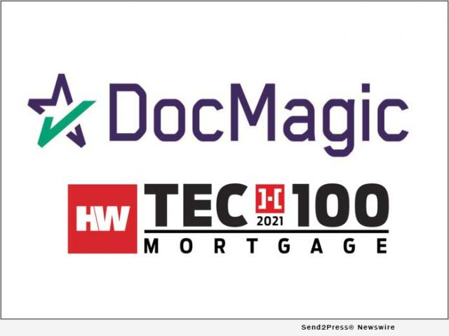 news:-housingwire-honors-docmagic-with-tech-100-mortgage-award-for-the-eighth-year-in-a-row-|-citizenwire
