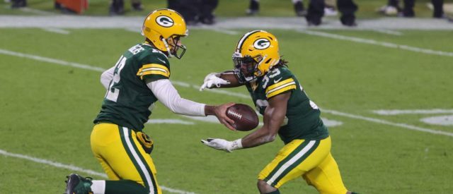 green-bay-packers-running-back-aaron-jones-agrees-to-a-four-year-deal-worth-up-to-$48-million