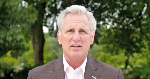 mccarthy:-biden's-'spreading-covid-throughout'-with-immigration-policy,-and-border-will-get-worse