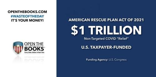 """who-exactly-was-rescued?-$1-trillion-in-non-covid-related-""""stimulus""""-&-""""relief"""""""