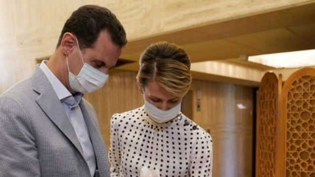 a-statement-from-the-syrian-presidency-on-the-health-condition-of-the-president-al-assad-and-his-wife.