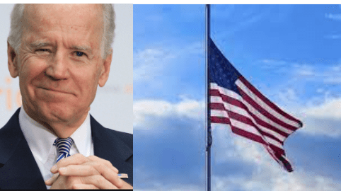 never-let-a-white-man-crime-go-to-waste-–-biden-orders-flags-at-half-staff