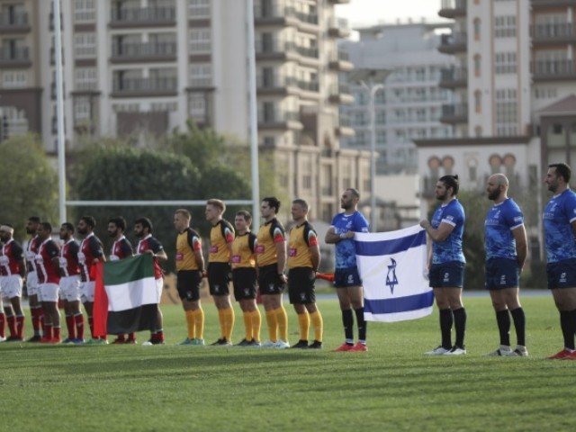 israel-and-uae-rugby-teams-face-off-in-1st-after-new-ties