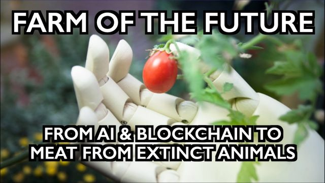 farm-of-the-future:-ai+blockchain-&-de-extincted-dna-library-–-the-beast-system-appears