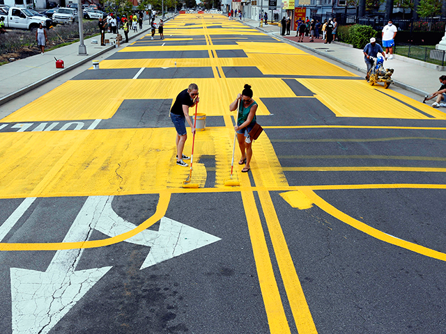 atlantic-city-to-spend-$36,000-to-repaint-blm-street-tribute-after-driver-confusion