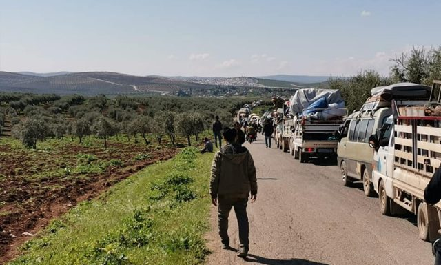 the-syrian-state-announces-the-opening-of-2-humanitarian-crossings-in-idlib-and-aleppo-countryside.
