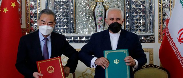 'bad-news-for-the-free-world':-iran,-china-ink-cooperation-agreement-for-25-years