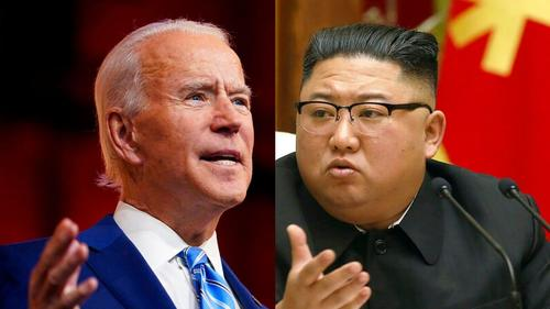 """biden-has-no-'intention'to-meet-with-n.korea's-kim,-vows-""""additional-actions"""""""