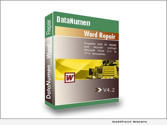 news:-datanumen-word-repair-4.2:-efficient,-intuitive,-multilingual-|-citizenwire