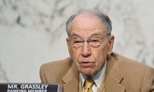 grassley,-johnson-seek-intel-records-on-hunter-biden's-chinese-business-associates