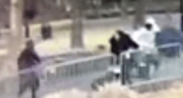 watch-–-maniac-caught-on-video-slashing-dad,-mom-and-1-year-old-in-manhattan