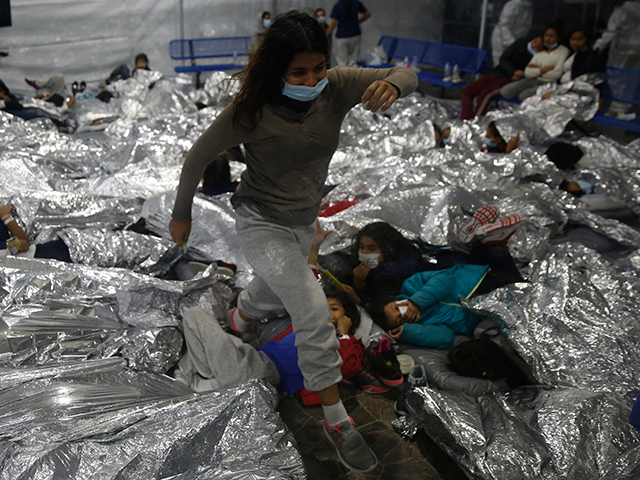 pentagon-oks-third-military-base-to-house-migrant-children-amid-surge