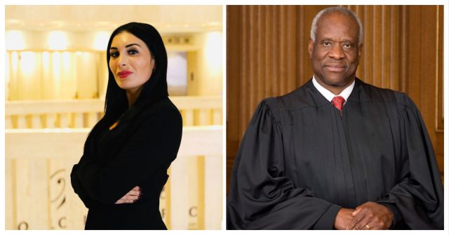 breaking:-justice-thomas-recognizes-laura-loomer's-fight-in-scotus-opinion