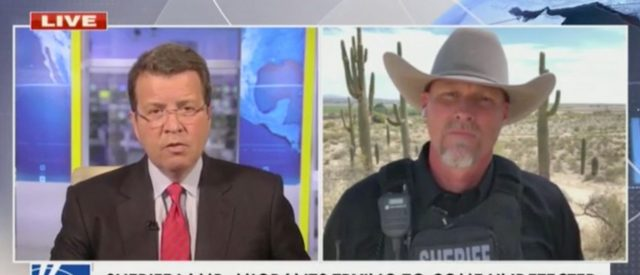 'honestly,-it's-a-disaster':-sheriff-describes-'staggering'-number-of-migrants-crossing-the-border