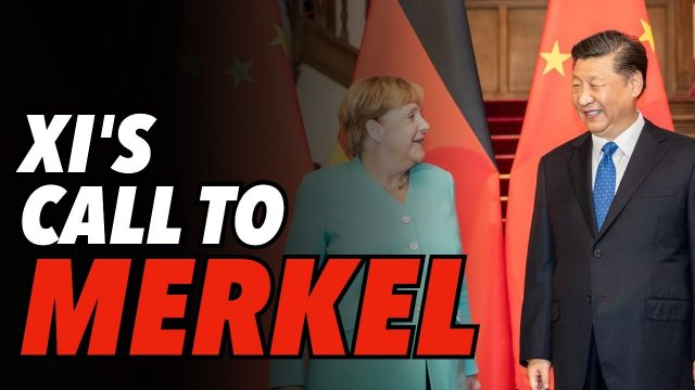 xi's-historic-call-to-merkel:-free-yourself-from-washington,-help-us-build-a-new-world