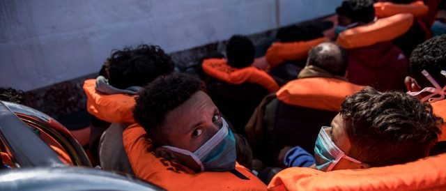 over-30-migrants-drown-after-boat-capsizes