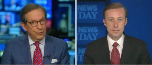 'can-you-guarantee-that-won't-happen-in-afghanistan?':-chris-wallace-challenges-jake-sullivan-with-comparison-to-iraq-withdrawal