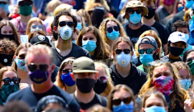 face-masks-are-ineffective-to-block-transmission-of-covid-19;-can-cause-health-deterioration,-premature-death:-stanford-va-study