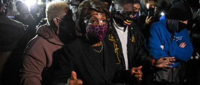 monday-evening-dispatch:-maxine-waters-needed-a-police-escort-to-tell-protesters-to-'get-more-confrontational'