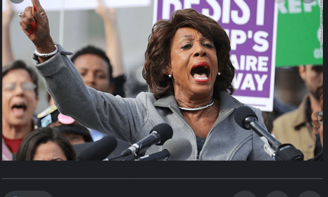 savage-monologue:-maxine-waters-&-the-worldwide-liberal-revolution