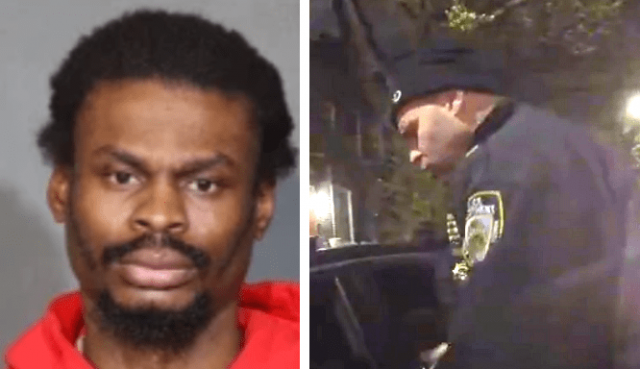 watch-–-the-moment-nypd-cop-is-dragged-by-a-car-driven-by-freed-gang-member