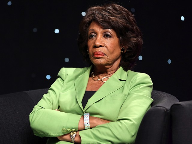 maxine-waters:-chauvin-trial-judge-'way-off-track'-with-appeal-remarks-—-'he-knows-that-there-was-no-interference-with-the-jurors'