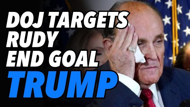 rudy-giuliani's-apartment-raided-by-doj,-as-witch-hunt-to-get-trump-continues