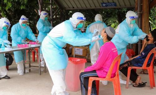 thailand,-laos-report-surging-covid-cases-as-india's-outbreaks-spreads-across-asia