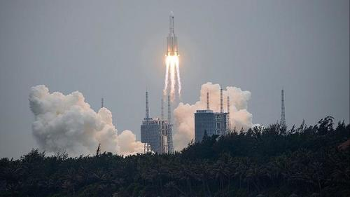 us-space-command-closely-tracking-large-chinese-rocket's-out-of-control-fall-to-earth